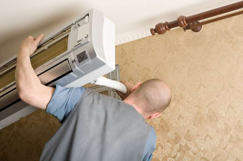 Room Air Conditioner Repair Services in Central City