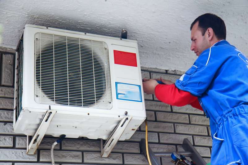 Emergency Air Conditioner Repair in North Mountain