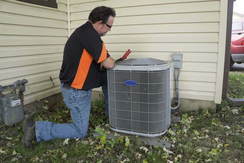 Emergency Air Conditioner Repair in Central City