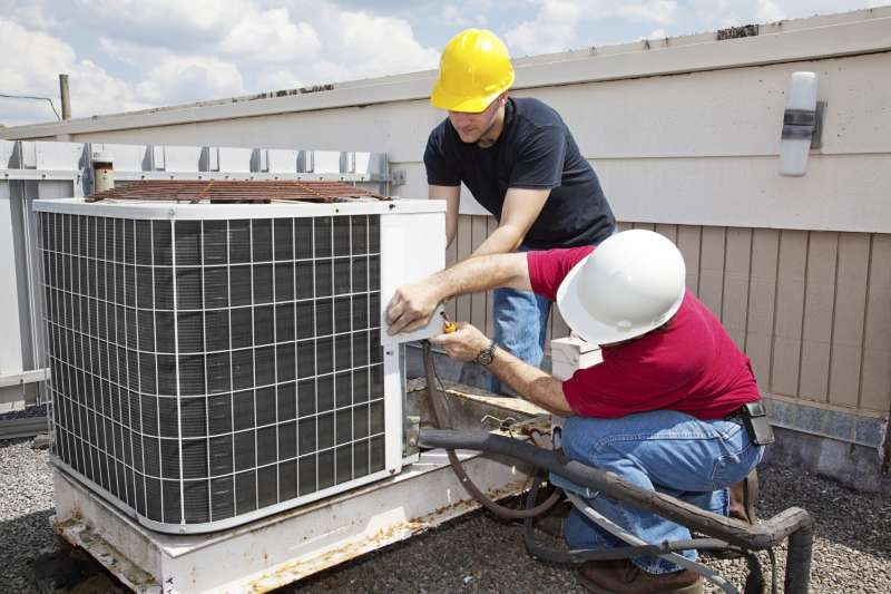 Central Air Conditioner Repair Services in North Phoenix