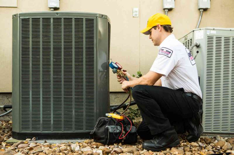 24 Hour Emergency AC Repair Services in Central City Phoenix